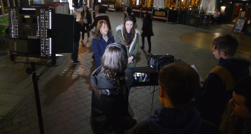Video Production Manchester, Mencap young ambassadors