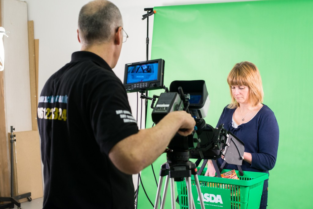 Video Production Manchester, Asda