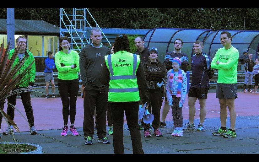 Video Production Manchester, Stretford parkrun volunteers